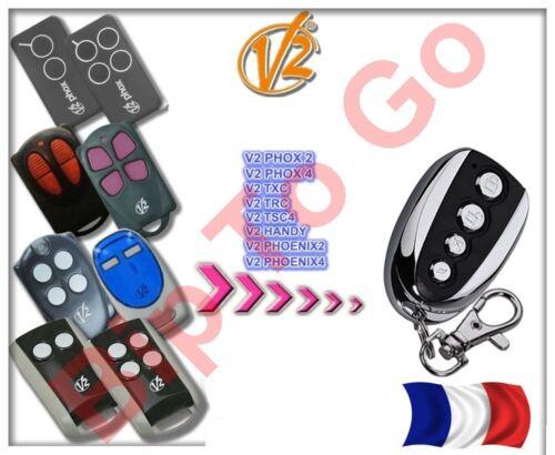 TXC 4 HANDY 4 TRC 4 HANDY 2 Télécommande compatible V2 PHOX 2 Ou 4 TXC 2