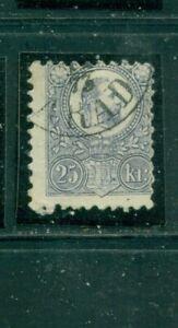 Ungarn-Kaiser-Franz-Joseph-Nr-13-a-gestempelt