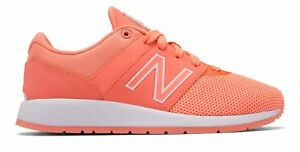 New-Balance-Kid-039-s-24-Sport-Big-Kids-Female-Shoes-Pink