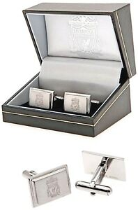 LIVERPOOL-FC-ENGRAVED-CREST-STAINLESS-STEEL-MENS-EXECUTIVE-CUFFLINKS-LFC-GIFT