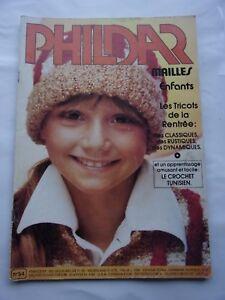 CATALOGUE-de-tricots-PHILDAR-N-54-ENFANTS