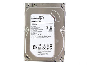 Image Is Loading Seagate St1000dx001 1tb 3 5 Inch Desktop Hybrid