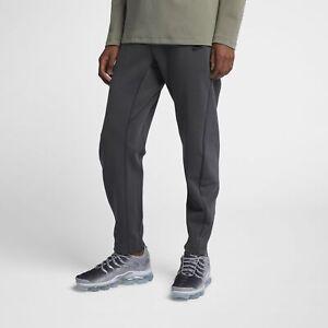 5a133881790f Men s Nike Sportswear Tech Fleece Pants Anthracite Black Size LARGE ...