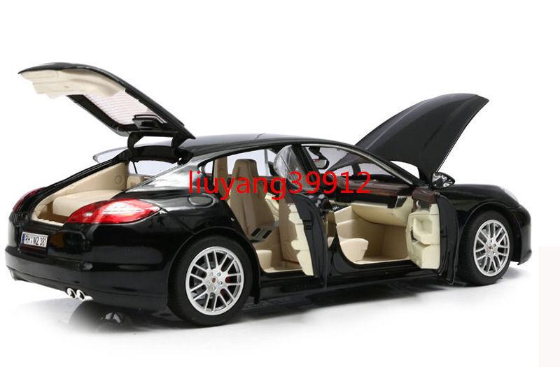 1 18 Porsche Panamera Metal tärningskast modelllllerler bil leksak samling New in låda