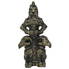 Thor Figurine - Stone Finish - Norse God of Thunder Viking Statue Dryad Design