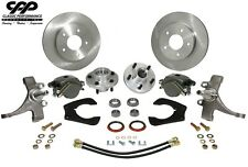 Mustang Ii Ifs Complete Modular 2 Drop Spindle Disc Brake Kit 5 X 5 Gm Lug Fits 1939 Ford