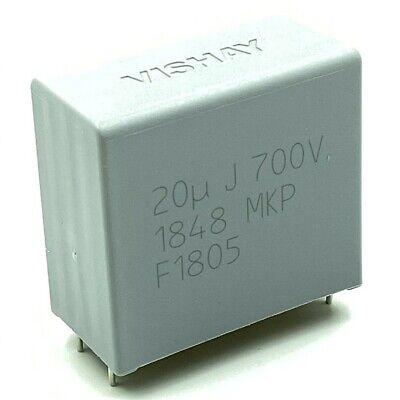 91 pieces 91x 20uf 700v MKP Capacitor Vishay 1848 #