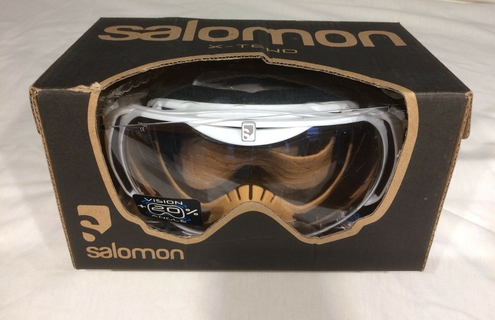 Damen Salomon X-Tend 10 Ski- Snowboard-Brille