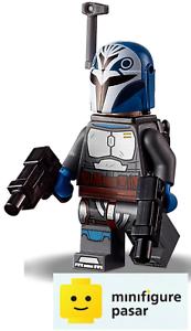 sw1163 Lego Star Wars The Clone Wars 75316 - Bo-Katan Kryze Minifigure w Blaster