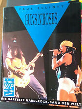 GUNS 'N' ROSES - Bild Dokumentation , Paul Elliott , Ausst. Stück