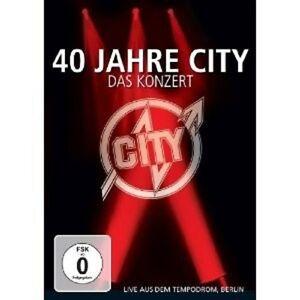 City-034-per-sempre-giovane-LIVE-034-DVD-NUOVO