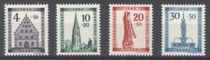 Franz-Zone-Baden-Mi-Nr-38-41-A-Freiburg-1949-29412