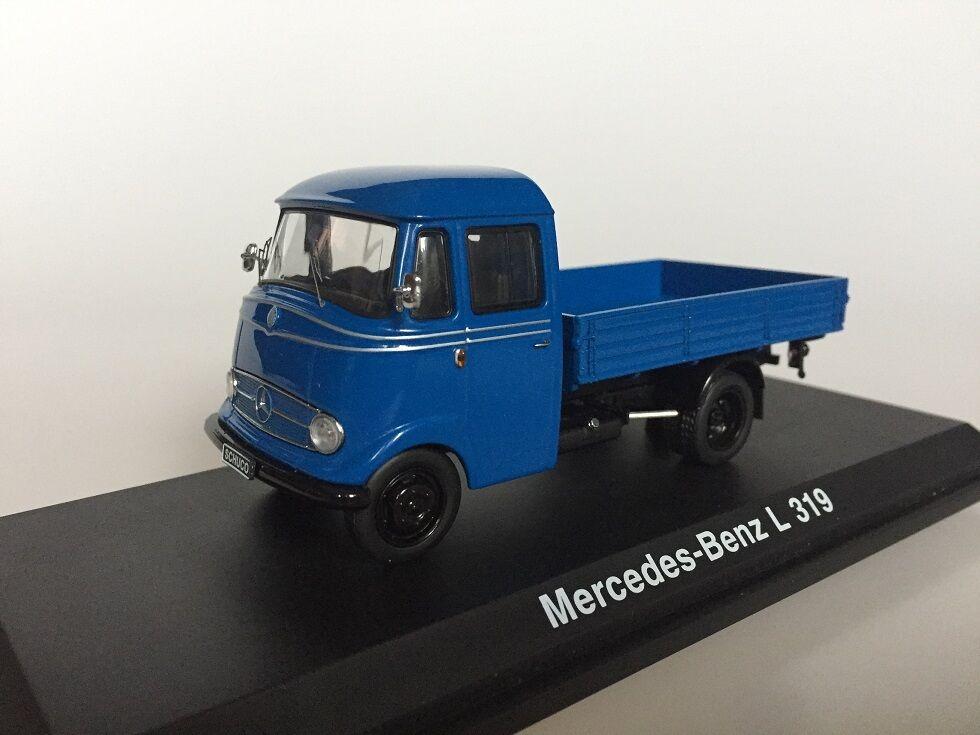 1 43 Schuco 02911 Mercedes Benz L319