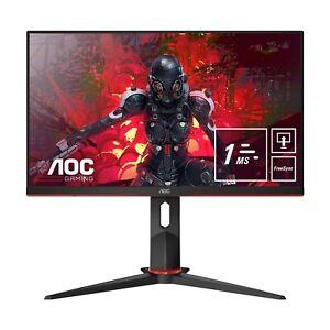 "Aoc 24G2U5 24"" IPS Full HD 75Hz 1ms 24G2U5/BK monitor de juego freesync"