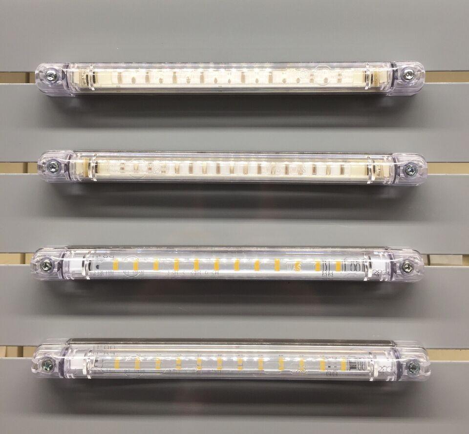 LED kørelyssæt og bag/stop/Blink sæt 12/24 volt