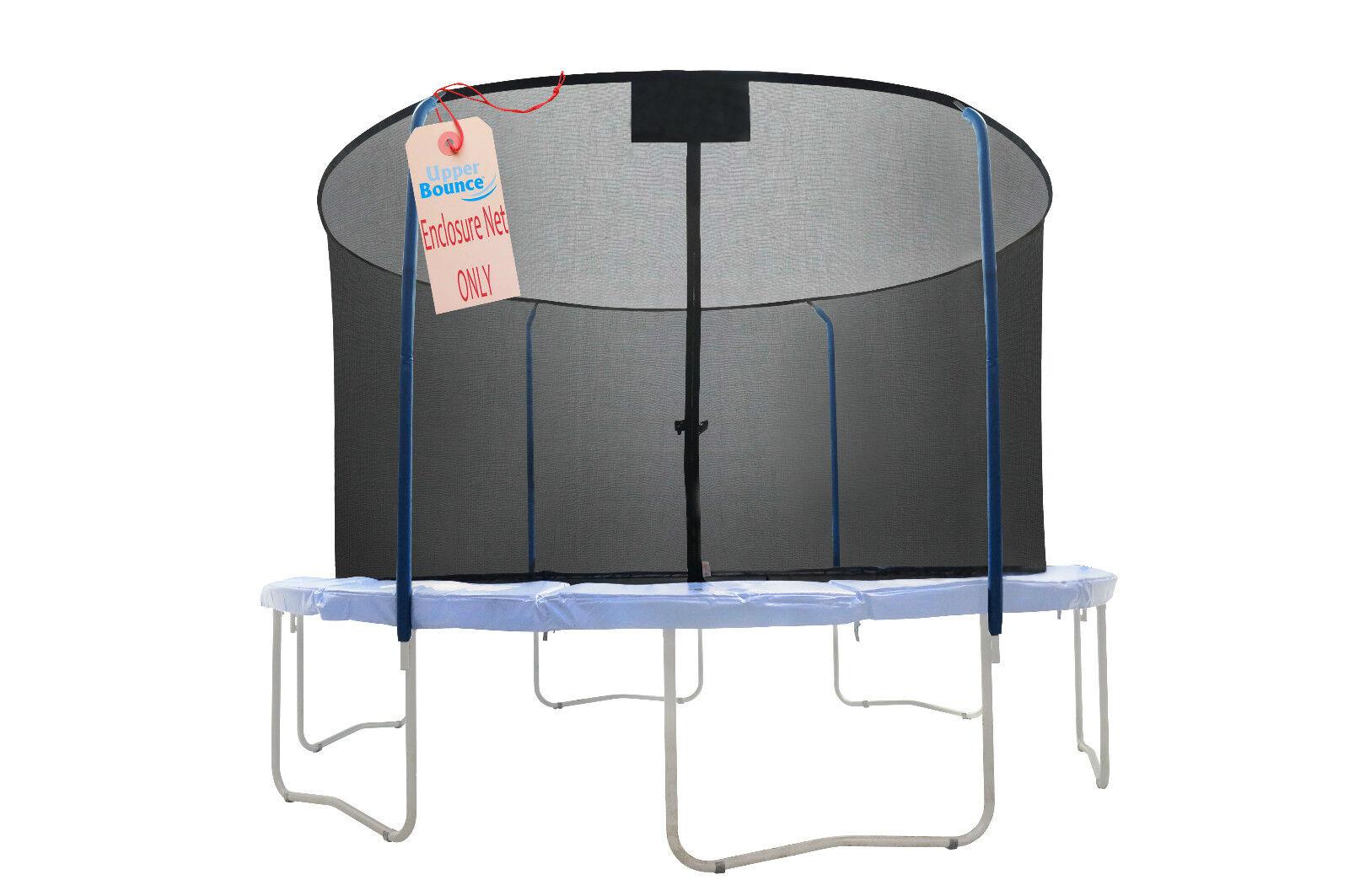 Tappeto elastico rete si  adatta per  JUMPKING 10ft 4 POLI Premium. altezza 65  NET SOLO  negozio online