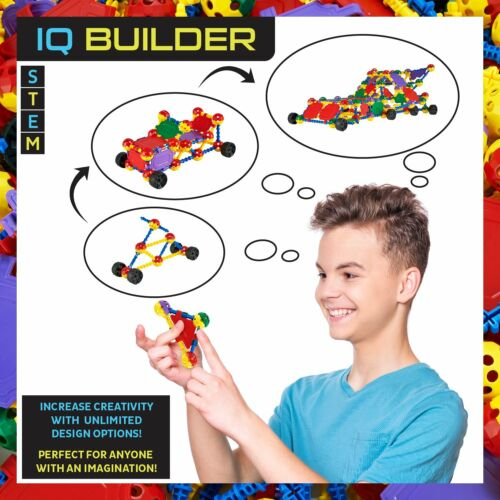 164 Kids Construction Engineering Building Toy Children Fun Educational Toy Set