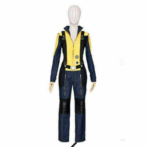 X-Men Livraison gratuite First Class mystique Cosplay Costume Outfit Film uniforme