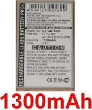 Batterie 1300mAh art A2K40-EB3010-Z0R GPS-H01 Für Gigabyte GSmart T600
