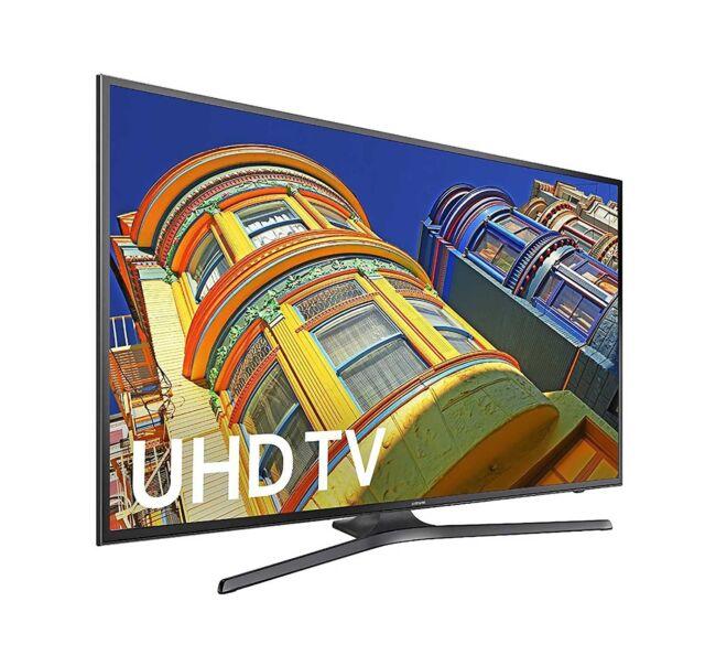 Samsung UN40KU6290 40 pulgadas 4K Ultra HD 60Hz SMART LED TV con 3 HDMI y 2 USB