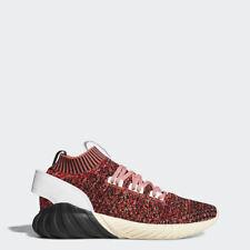 adidas Originals Tubular Doom Sock Primeknit PK Red Black White CQ0950 Size  10.5 505bb43fa16f
