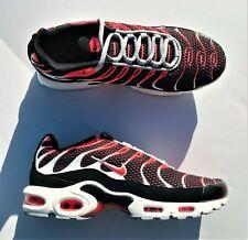 huge discount 063db 629b8 item 6 Nike Air Max Plus TN Tuned Lava Black Grey White Bright Red  852630-034 Men s 9 -Nike Air Max Plus TN Tuned Lava Black Grey White Bright  Red ...
