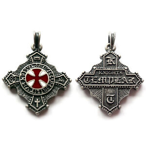 2 templar knights as antique pendant amulet vintage larp ancient image is loading 2 templar knights as antique pendant amulet vintage mozeypictures Image collections