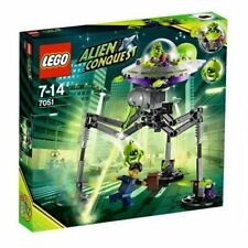 LEGO® Alien Conquest Space Tripod Invader Building Play Set 7051 NEW NIB Retired