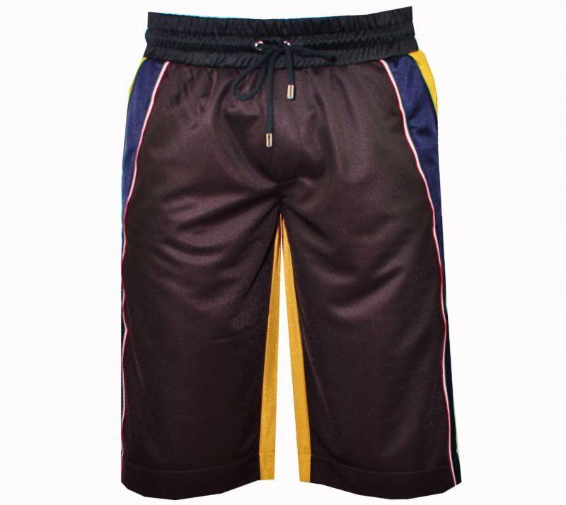 DOLCE & GABBANA Sport Shorts Short Gelb Braun Gelb braun Gelb Brun 00728