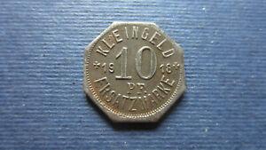Emergency-Money-City-Hall-10-Pfennig-1918-RC-186-81a-in-XF-1727