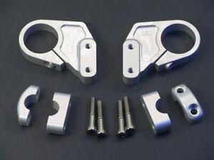 Lsl-Superbike-Standrohradapter-Honda-CBR-1100-Xx-SC35-97-08-Argent