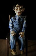 FATS MAGIC 1978 Ventriloquist Dummy Movie Prop Anthony Hopkins Doll Puppet OOAK