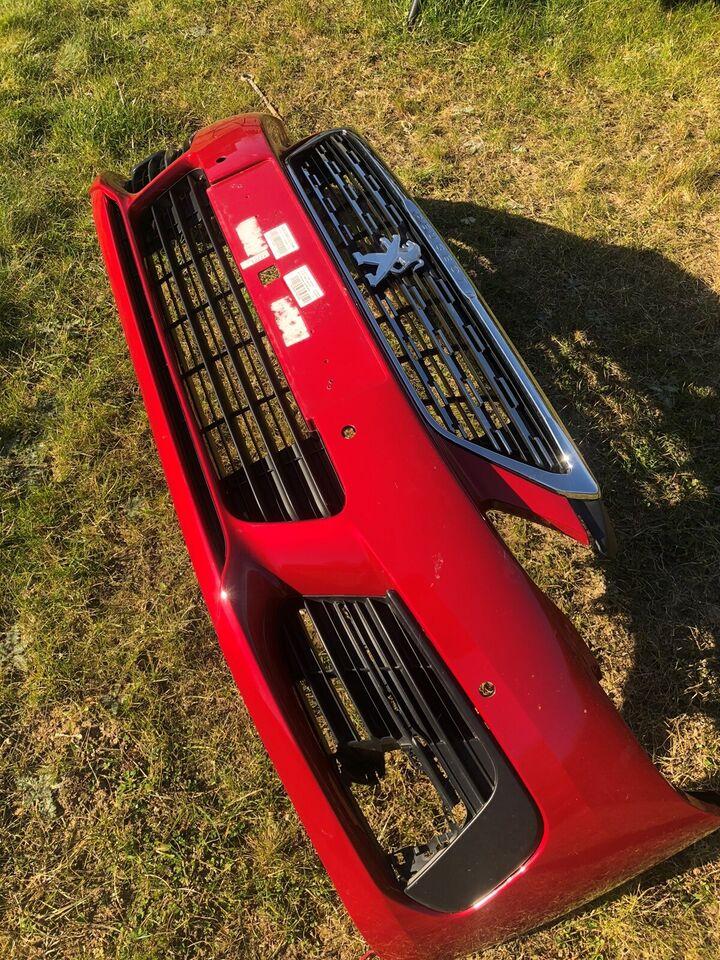 Kofanger, Forkofanger, Peugeot 308