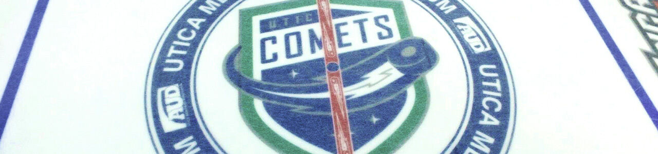 Toronto Marlies at Utica Comets (Home Game 1, Series Game 3): AHL Calder Cup Playoffs Round 1