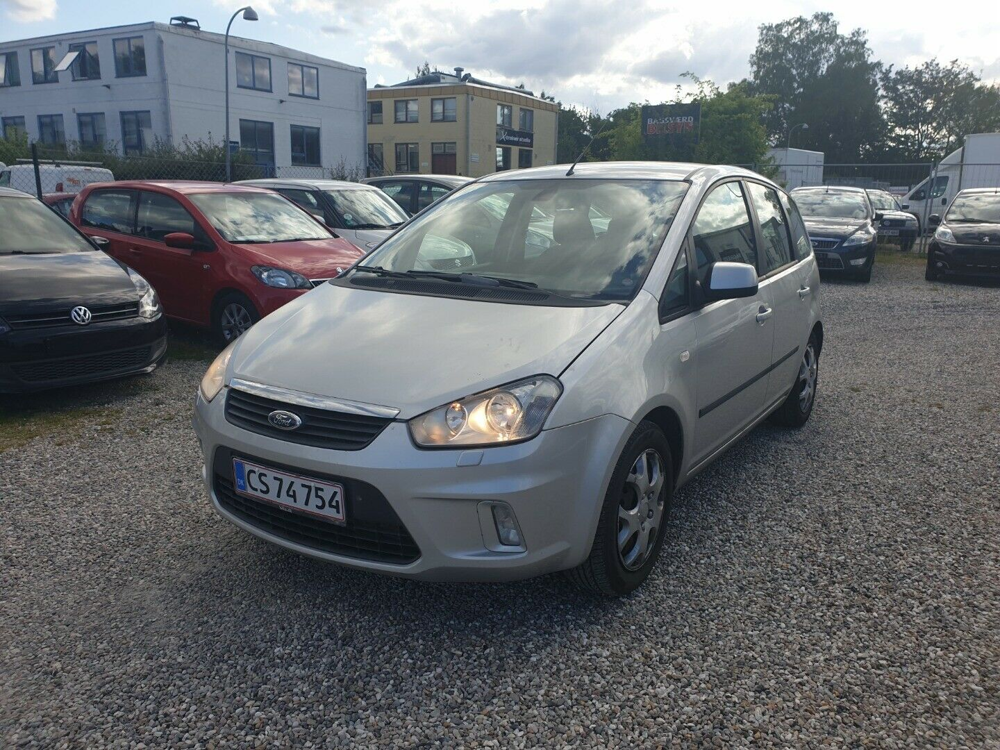 Ford C-MAX 1,6 TDCi Trend Collection 5d - 34.900 kr.