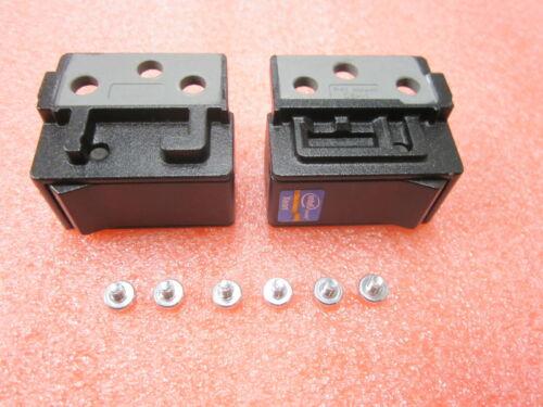6 Screws Dell PowerEdge R310 R320 R410 R420 R620 Rack Ears MWW4H N6F9R4 w//