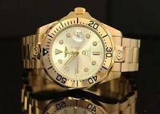 Invicta 3051 Mens Pro Grand Diver Collection Automatic Gold-Tone Watch