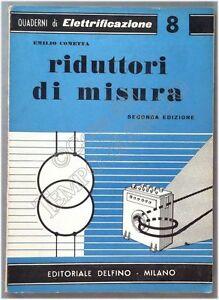 Quaderni-di-elettrificazione-Riduttori-di-misura-Emilio-Cometta-Delfino