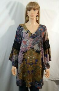 Women-039-s-Coveted-Size-Large-12-14-Dress-Tunic-Casual-Work-Clothes