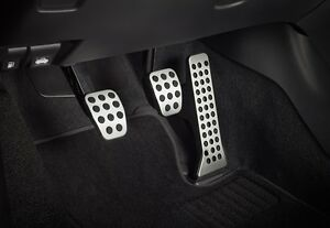 Mazda-Alloy-Accelerator-Clutch-Brake-Footrest-Pedal-manual-trans