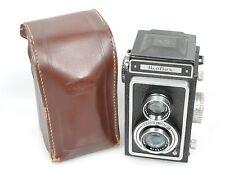 Ikoflex I mit NOVAR-ANASTIGMAT 3,5/7,5cm und Zeiss Ikon Tasche