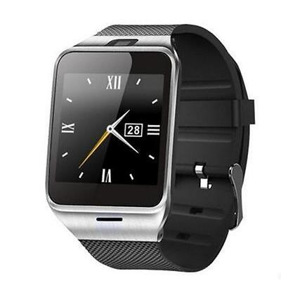 DZ09 Bluetooth Montre Smart Watch téléphone GSM Carte SIM iPhone Android