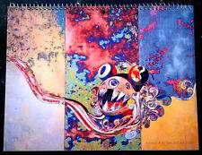 Kaikai Kiki calendar 2007, Murakami, Takano, Aoshima, Mr.