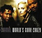 World's Gone Crazy 5060265340124 by Carmel CD