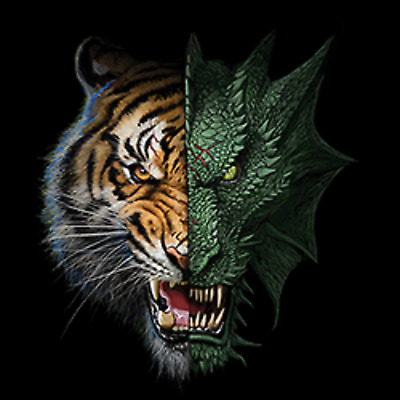 Big Tiger Face T Shirt Pick Your Size Youth Medium to 6 X Large