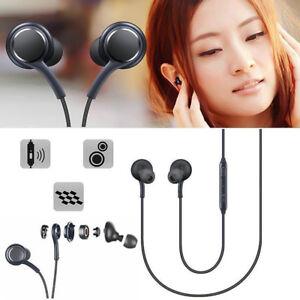For Samsung Galaxy S8/S8+ AKG Earbuds Earphone Headphones Stereo In-Ear Headset