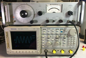 HP-652A-Test-Oscillator