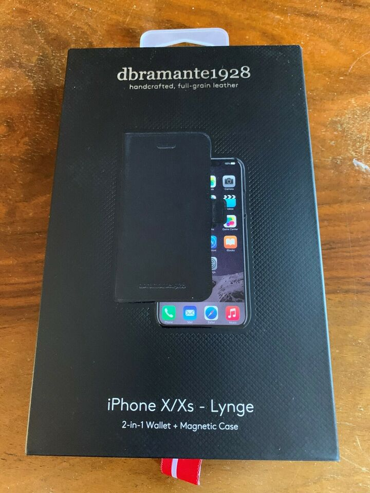 Cover, t. iPhone, X og Xs