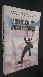 Marc Toledano L'Ufficiale Magdeburg Edizione Francia-Impero Spilla 1984 Be