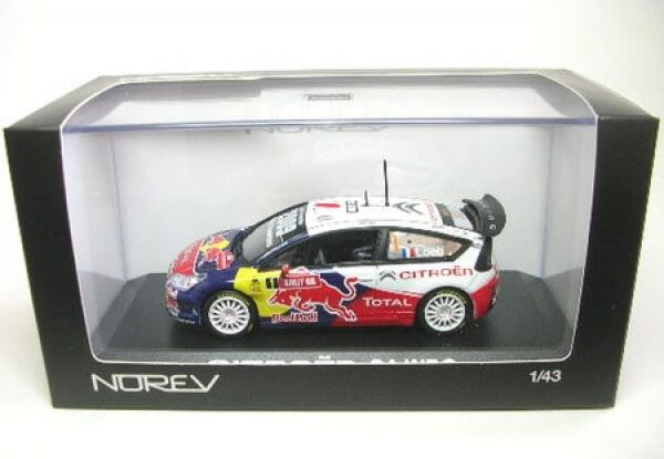 Citroen C4 WRC No. 1 S. LAGS Rally Great Britain 2009